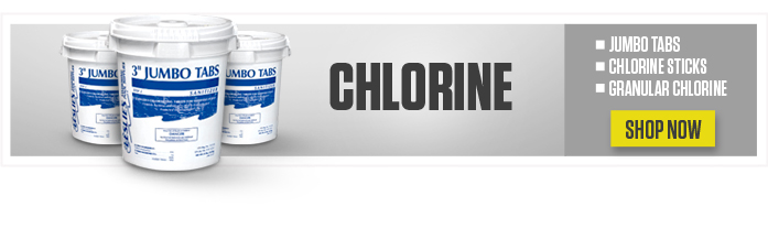 spa care chlorine