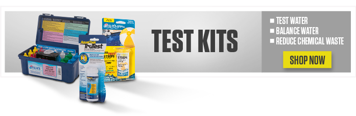 Leslie's BLOG water test kits