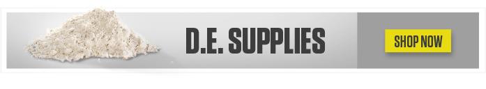 Leslie's DE Pool Filter Supplies