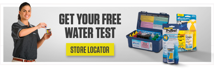 leslie's free water test