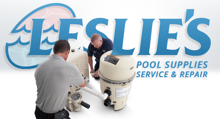 Leslie's Installation, Repair and Maintenance Service