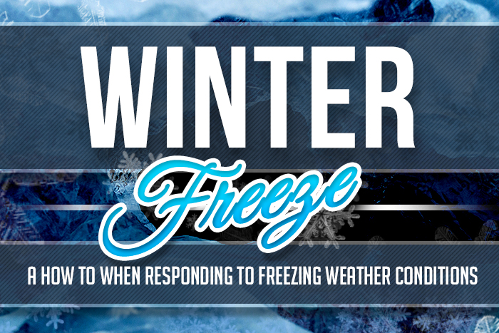 Pool Protection Winter Freeze