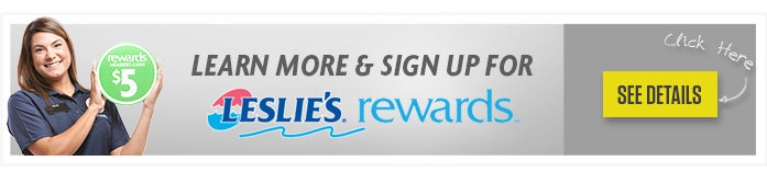 Learn More About Leslie's Rewards