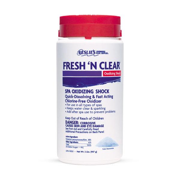 Fresh N Clear Oxidizing Shock