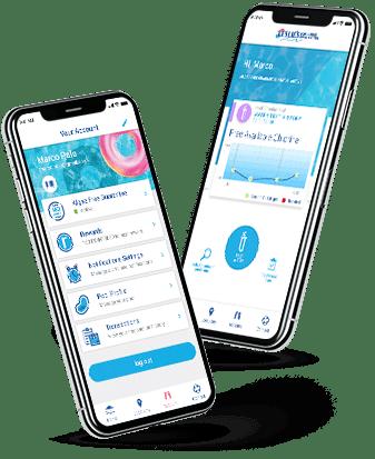 Leslies App Dual Phones