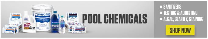 Leslie's Pool Chemicals