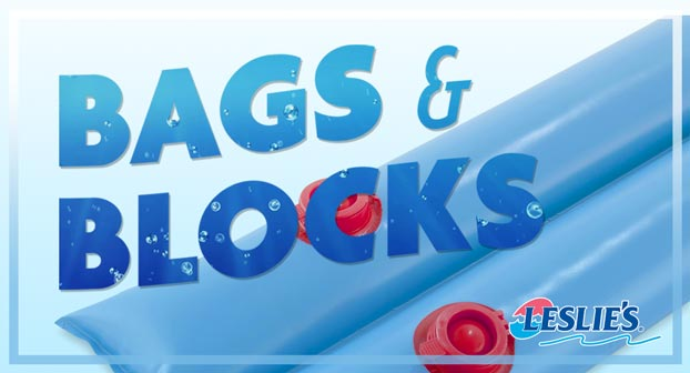 Water Bags & Winter Cover Blocks