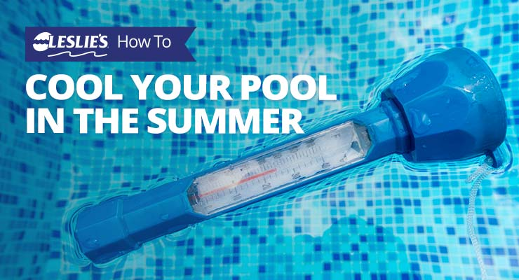 How to Cool Your Pool in the Summerthumbnail image.