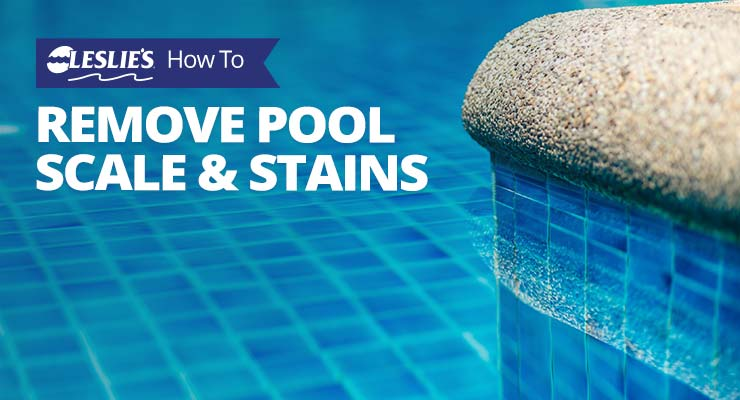 How To Remove Pool Scale and Stainsthumbnail image.