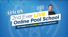 Leslie's Pool School- Session 2thumbnail image.
