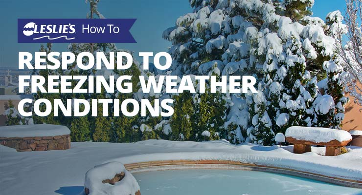 How To Respond to Freezing Weather Conditions in Your Poolthumbnail image.