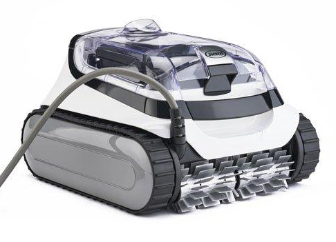 Jacuzzi robotic pool cleaner