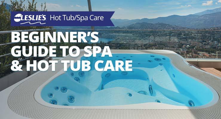 Beginner's Guide to Spa & Hot Tub Carethumbnail image.