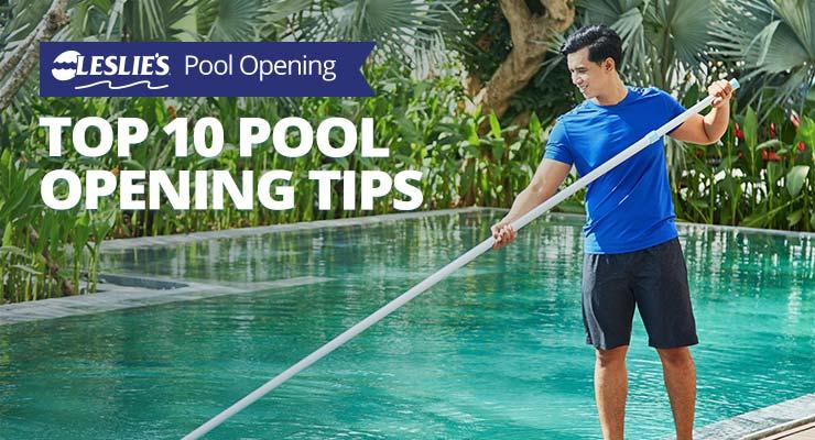 Top 10 Pool Opening Tipsthumbnail image.