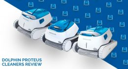 Dolphin Proteus Series - Robotic Pool Cleaners Reviewthumbnail image.