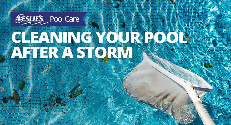 Cleaning Your Pool After a Stormthumbnail image.