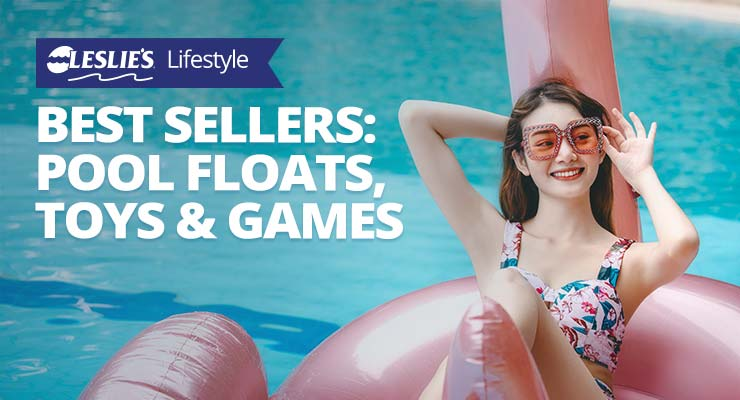 Leslie's Best Sellers: Pool Floats, Toys and Gamesthumbnail image.