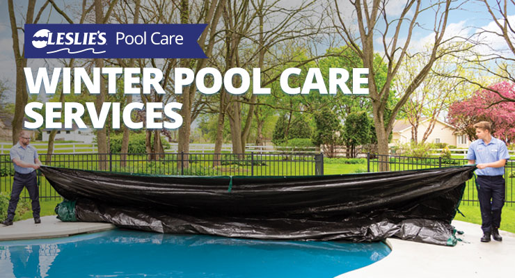 Leslie's Winter Pool Care Servicesthumbnail image.