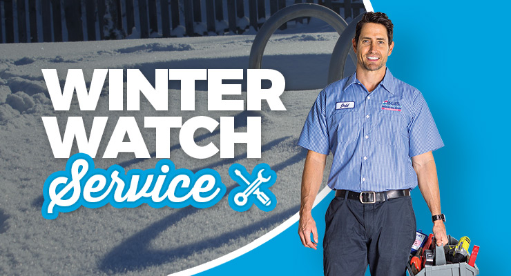 Introducing the Leslie's Winter Pool Care Check Up Service!thumbnail image.