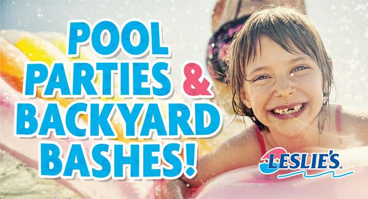 Pool Parties & Backyard Bashes!thumbnail image.
