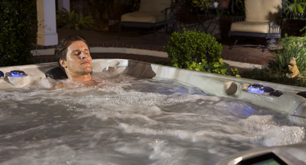 Hydrotherapy hot tub benefits