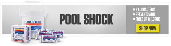leslies pool shock