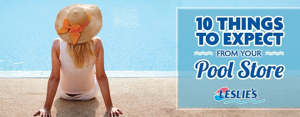 10 Things To Expect From Your Pool Storethumbnail image.