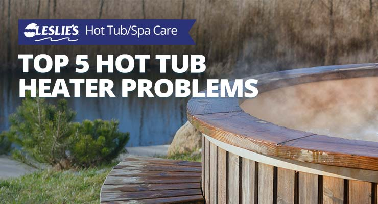 Top 5 Hot Tub Heater Problemsthumbnail image.