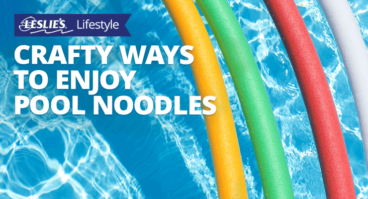 3 Crafty Ways to Enjoy Pool Noodlesthumbnail image.