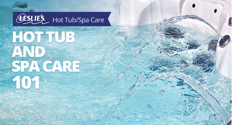 Hot Tub & Spa Care 101thumbnail image.