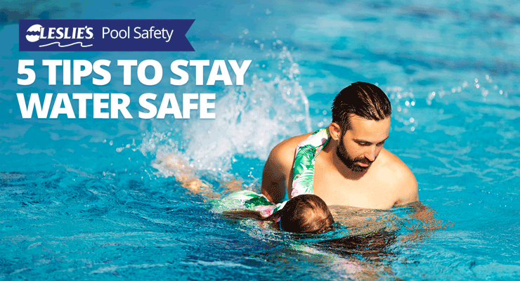5 Tips to Stay Water Safethumbnail image.