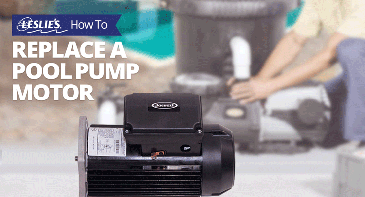 How To Replace a Pool Pump Motorthumbnail image.