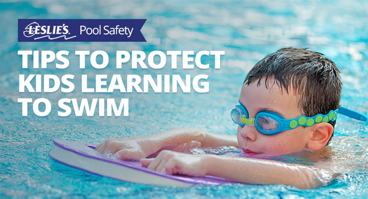 5 Tips to Protect Kids Learning to Swimthumbnail image.