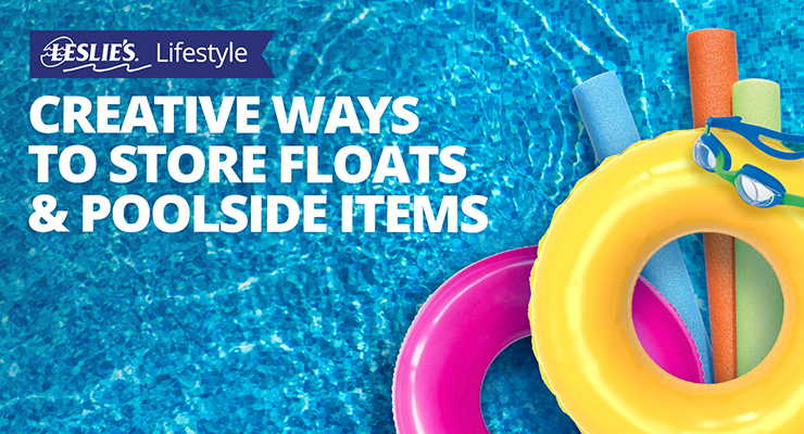 5 Creative Ways to Store Floats & Poolside Itemsthumbnail image.