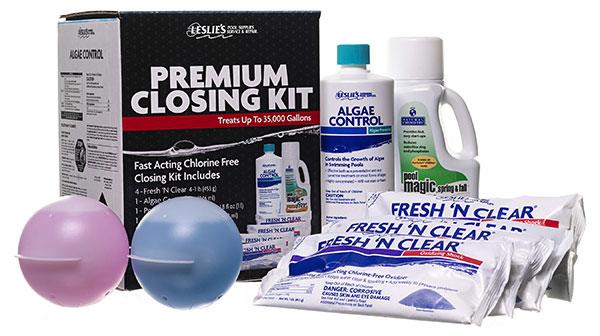 Leslie's Pool Closing Kits