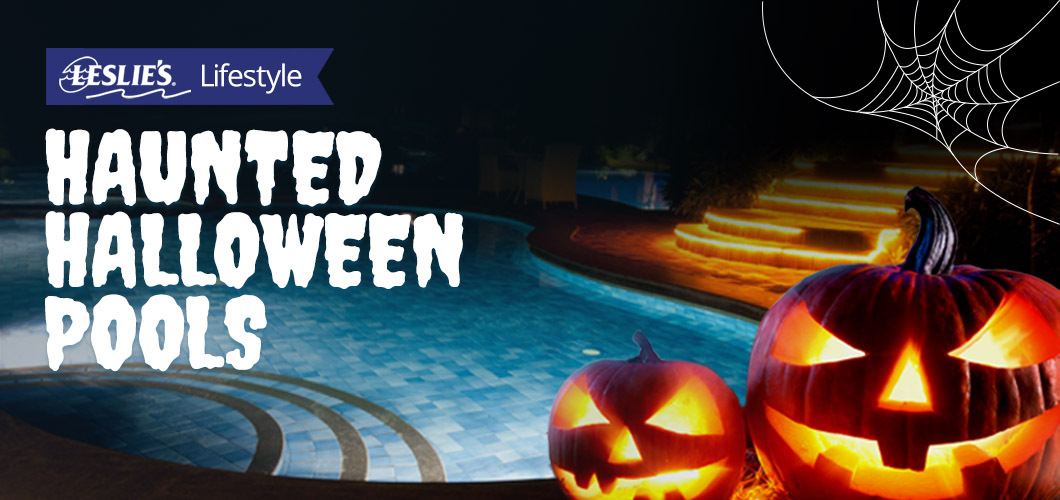 Haunted Halloween Pools