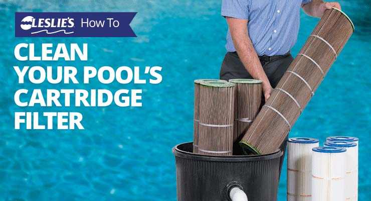 How To Clean Your Pool's Cartridge Filterthumbnail image.