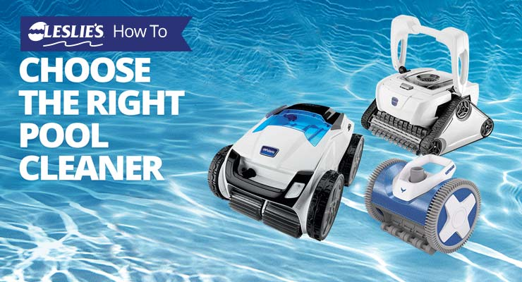 How To Choose the Right Automatic Pool Cleaner Typethumbnail image.
