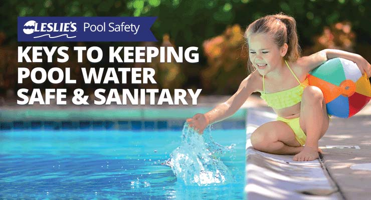 Keys to Keeping Pool Water Clear, Safe & Sanitarythumbnail image.