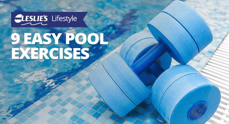 9 Easy Pool Exercisesthumbnail image.