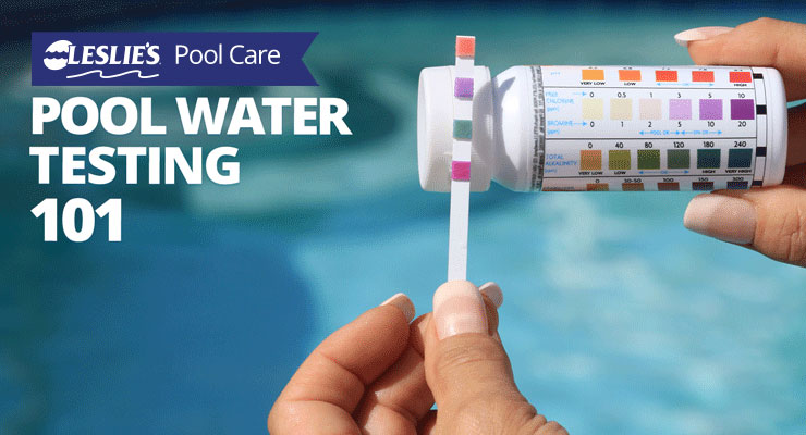 Pool Water Testing 101thumbnail image.
