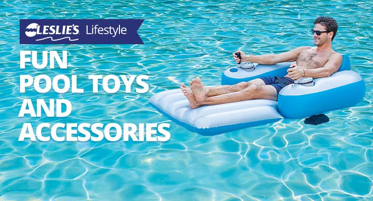 Fun Pool Toys and Accessoriesthumbnail image.