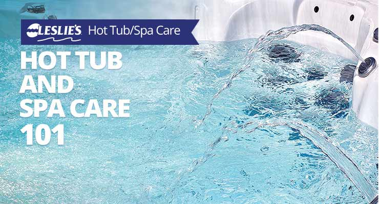 Hot Tub & Spa Care 101thumbnail image.