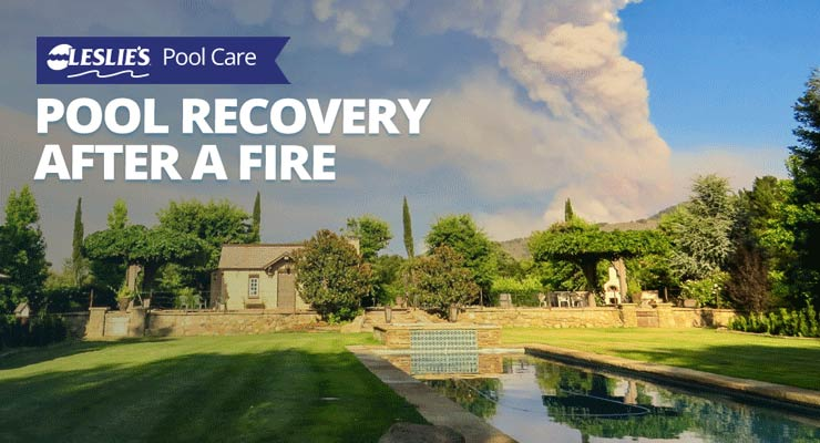 Pool Recovery After a Fire