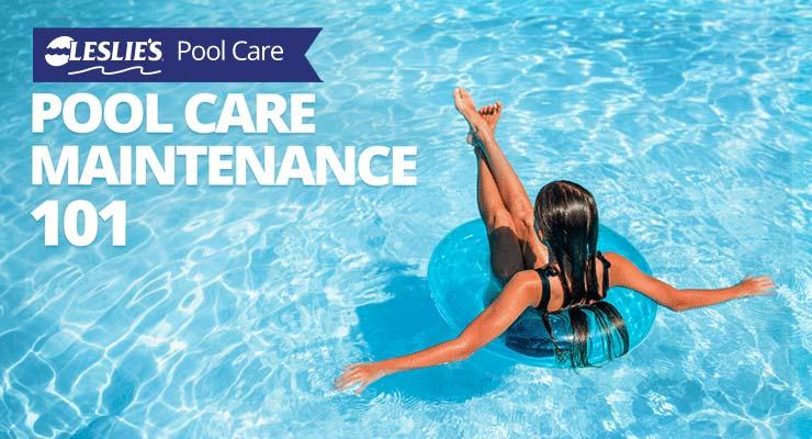 Pool Care 101thumbnail image.