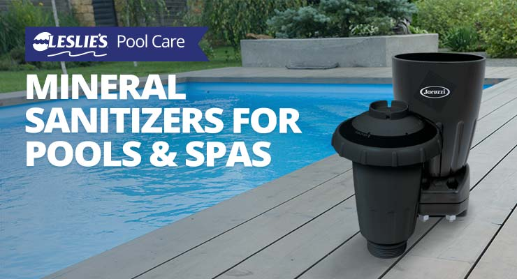 Mineral Sanitizers for Pools and Spasthumbnail image.