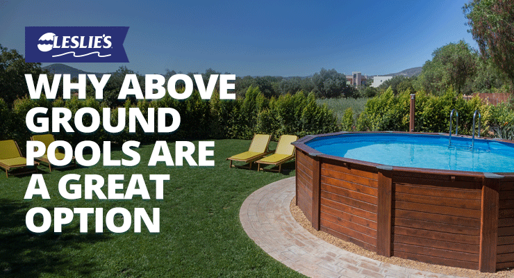 Why Above Ground Pools Are a Great Optionthumbnail image.