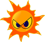 angry-sun-by-ocal-clker.com