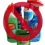 dont-use-household-cleaning-products