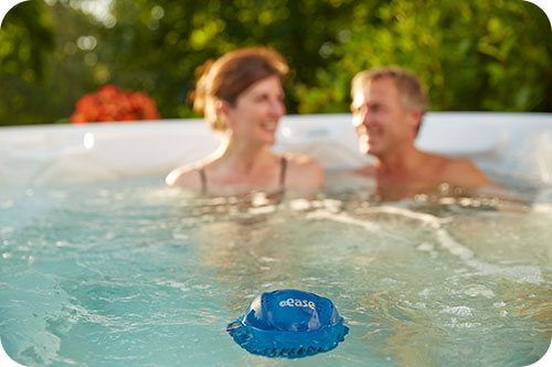 mineral sanitizer for hot tub